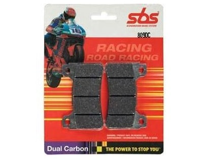 SBS Brake Pad - Dual Carbon