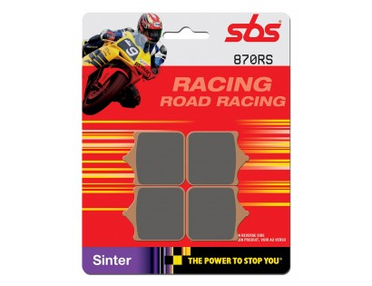 SBS Brake Pad - Race Sinter