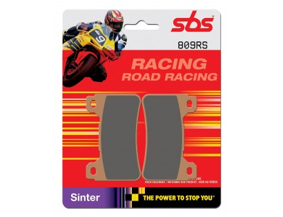 SBS Race Sinter - Honda