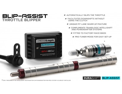 Yamaha MT09 & XSR900 Blip...