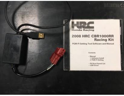 HRC ledning og software til...